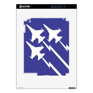 Air Force Decals For iPad 2