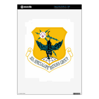 Air Force SSI 353rd Special Operations Group iPad 2 Skins