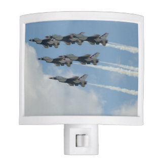 Air Force Thunderbirds in formation Nite Light