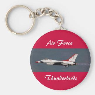 Air Force, Thunderbirds Key Chain