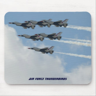Air Force Thunderbirds Mouse Pad