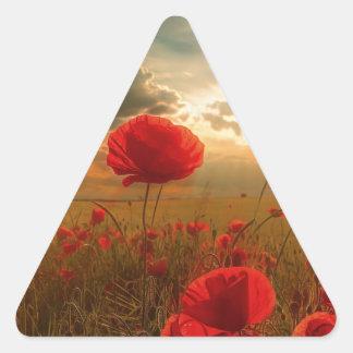 Air Force Tribute Triangle Sticker