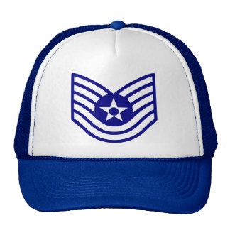 Air Force TSgt rank Hat