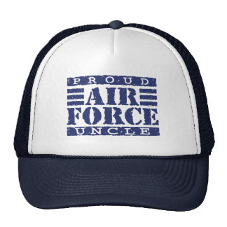 Air Force Uncle Trucker Hat