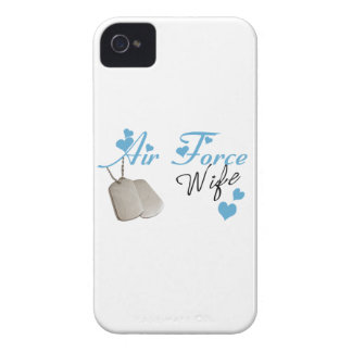 Air Force Wife Blackberry Bold Case