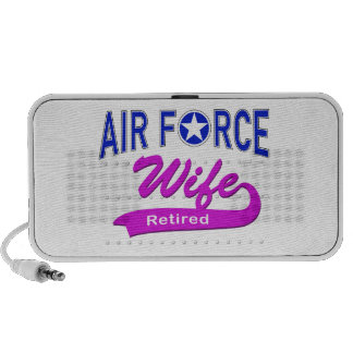 Air Force Wife Retired Travelling Speakers
