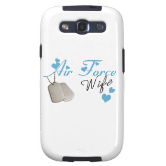 Air Force Wife Samsung Galaxy S Case Samsung Galaxy S3 Covers