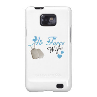 Air Force Wife Samsung Galaxy S Case Galaxy S2 Cases