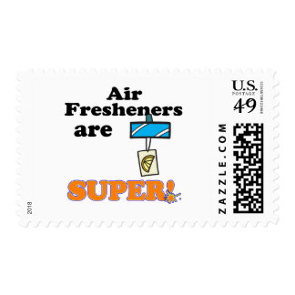 air fresheners are super stamp