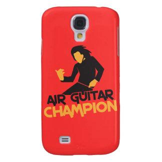 Air Guitar Champion design Galaxy S4 Covers