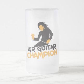 Air Guitar Champion design Mug