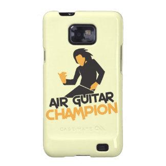 AIR GUITAR CHAMPION NP SAMSUNG GALAXY S2 COVER