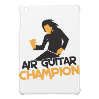 Air guitar Champion NP Cover For The iPad Mini