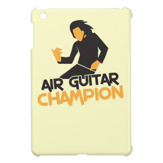 AIR GUITAR CHAMPION NP iPad MINI CASES