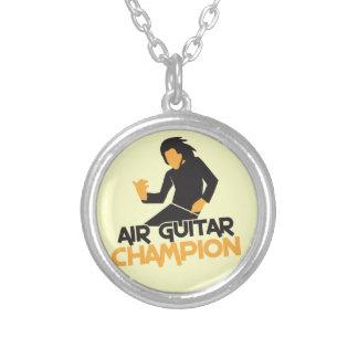 Air guitar Champion NP Custom Jewelry