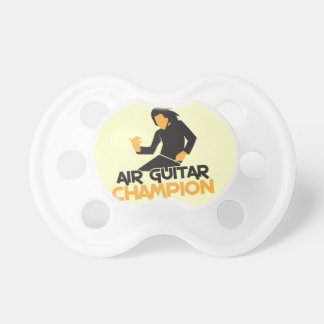 AIR GUITAR CHAMPION NP PACIFIERS
