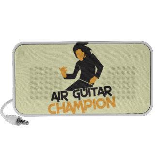 AIR GUITAR CHAMPION NP MP3 SPEAKER