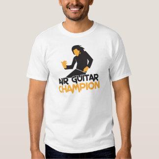 Air guitar Champion NP Tee Shirt