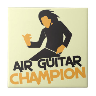 AIR GUITAR CHAMPION NP TILE