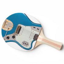 Air Guitar Hero Ping-Pong Paddle