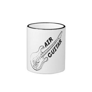 Air Guitar-Mug Ringer Coffee Mug