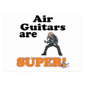 air guitars are super postcard