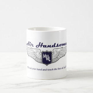 Air Handsome Pilot's Mug