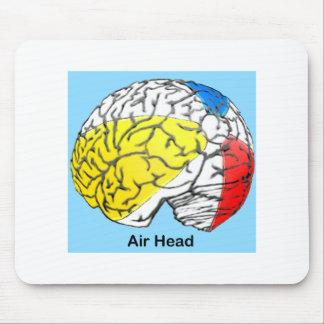 Air Head: Beach Ball Mousepad