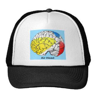 Air Head: Beach Ball Trucker Hat