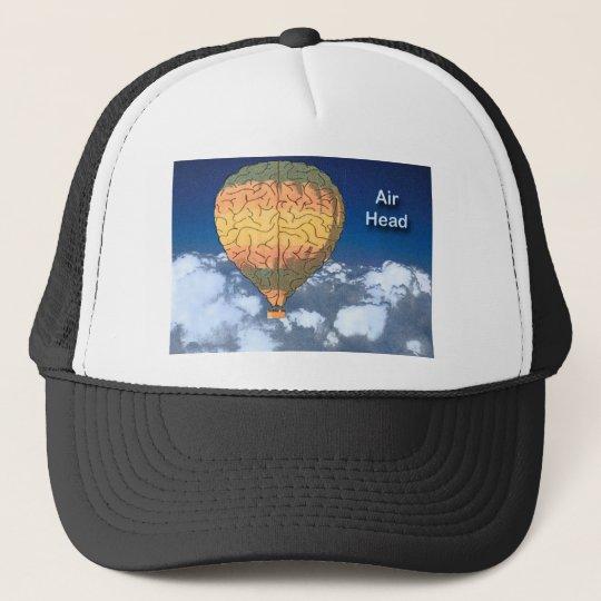 Air Head: Hot Air Balloon Trucker Hat
