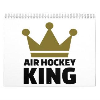 Air hockey King Calendar