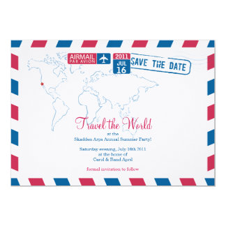 Air Mail Corporate Part Card