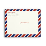 Air Mail Envelopes Envelopes
