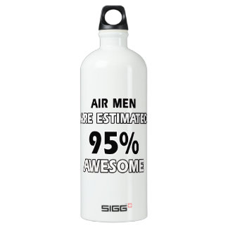 Air men designs SIGG traveler 1.0L water bottle
