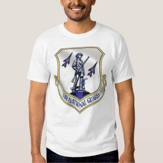 Air National Guard Emblem(Front) Shirt