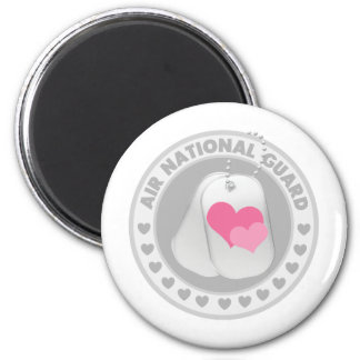 Air National Guard Love Magnet
