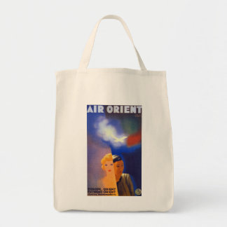 Air Orient Tote Bag