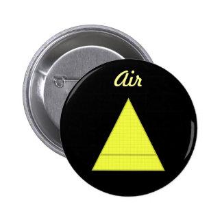 Air Pinback Button