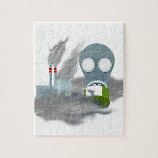 Air Pollution Jigsaw Puzzle