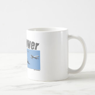 AIR POWER COFFEE MUG