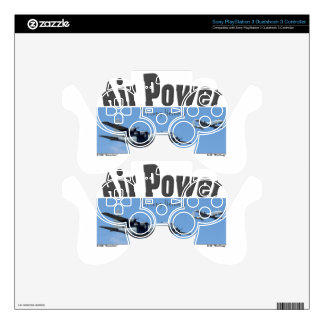AIR POWER PS3 CONTROLLER SKINS