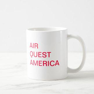 Air Quest America mug