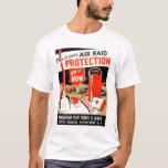 Air Raid Protection 1943 WPA T-Shirt
