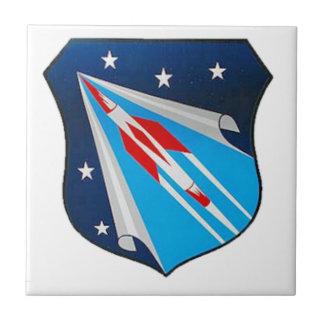 Air Research and Development Command Emblem Ceramic Tiles