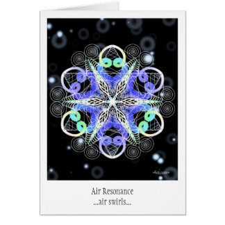 Air Resonance Card