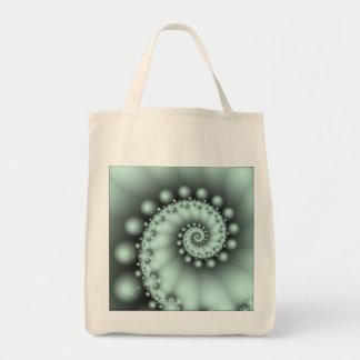 Air Rhythm Grocery Tote Bag