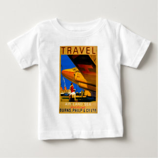 Air, Sea and Land Travel Infant T Baby T-Shirt