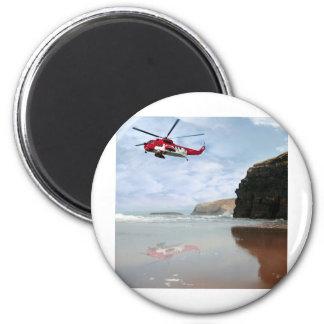 air sea rescue coast search magnet
