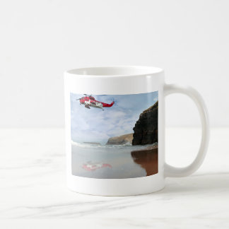 air sea rescue coast search coffee mug