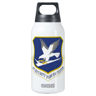 Air Security Forces Center Insulated Water Bottle